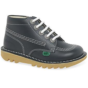 Kickers Chi Zip Boys Infant Boots