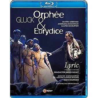 Orphee Et Eurydice [Blu-ray] USA import