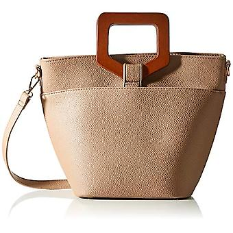 PIECES PCMILLE Daily Bag, Case. Woman, Tannin, One Size
