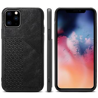 Wallet leather case card slot for iphone7plus/8plus black on1014