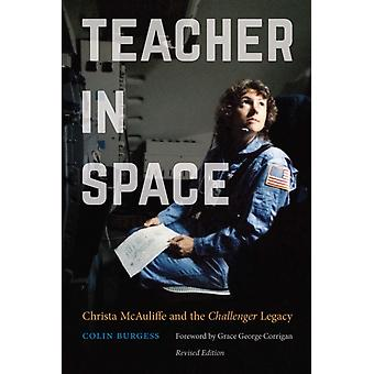 Teacher in Space by Colin Burgess