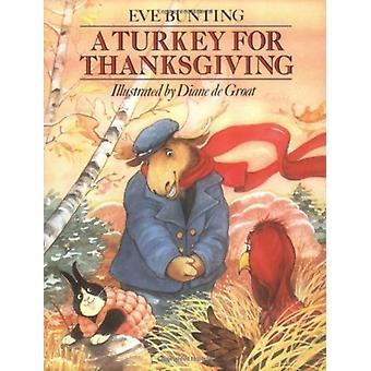 Un pavo para el Día de Acción de Gracias por Bunting &Eve