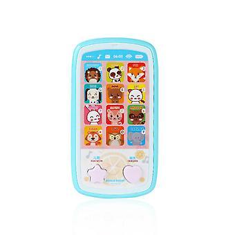الأطفال الذكية شاشة تعمل باللمس الهاتف ألعاب متعددة الوظائف محاكاة الاطفال