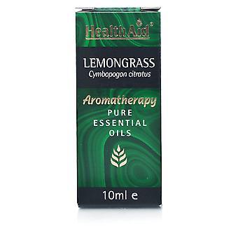 HealthAid sitruunaruohoöljy 10ml (805175)
