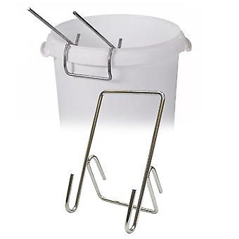 Bijenteelt Honey Pail Support Bucket Bracket Tool