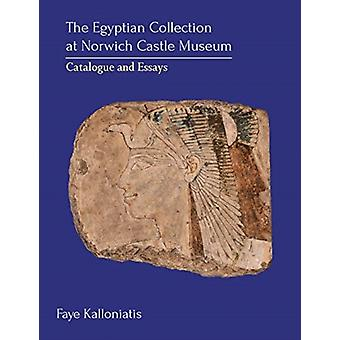 The Egyptian Collection at Norwich Castle Museum by Faye Kalloniatis