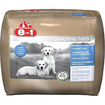 8in1 Carpet Educator Mat 14 Pads - For Dogs - Pack Of 12 Bags