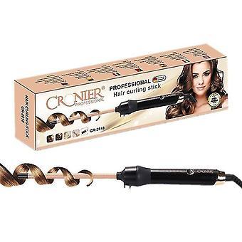 Max 450°F Professionell hår curling tång elektrisk hår curler wand wave curling järn korrugerad