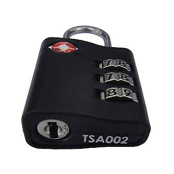 TSA kombinationslås
