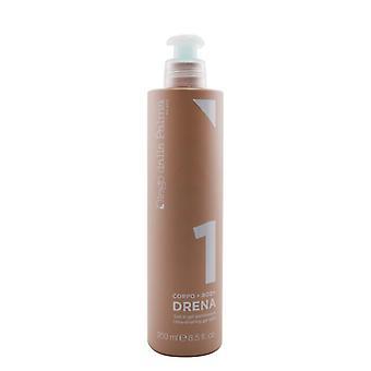 Diego Dalla Palma Milano 1. DRAINS - Ultra-Draining Gel Salts 250ml/8.5oz