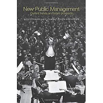The New Public Management: Current Trends and Future Prospects (Routledge Studies in the Management of Voluntary & Nonprofit Organizations)