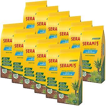Glesaste: 12 x SERAMIS® specialsubstrat för palmer, 7 liter