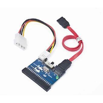 Adapter SATA GEMBIRD Bi-directional SATA/IDE 150 Mbps