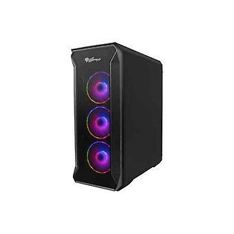 ATX Semi-toren Box Genesis IRID 505 ARGB