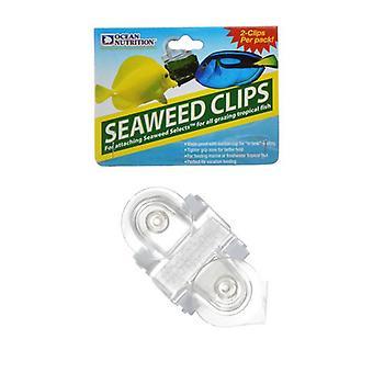 Ocean Nutrition Feeding Frenzy Seaweed Clips - 2 Pack