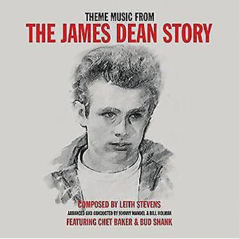 Chet Baker & Bud Shank - The James Dean Story O.S.T Vinyl