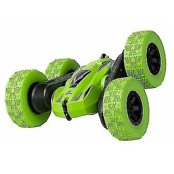Toy cars rc stunt car for kids toys rc speed cars 2.4Ghz double sided 360° flips racing vehicle with led