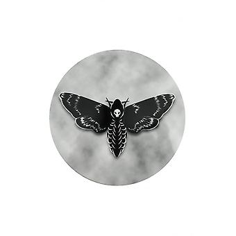 Extreme Largeness Death's Head Moth Coaster