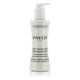 Payot Les Demaquillantes Lait Micellaire Demaquillant Comforting Moisturising Cleansing Micellar Milk - For All Skin Types - 200ml/6.7oz