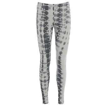New Look Grey Watermark Leggings TRS102-L