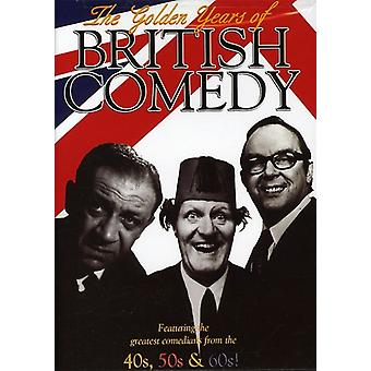 Golden Years of British Comedy [DVD] USA import