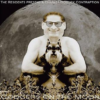 Charles Bobuck - Residents Present: Codgers on the Moon [CD] USA import