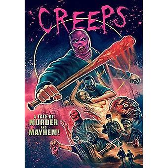Creeps [DVD] USA import