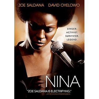 Nina [DVD] USA importeren