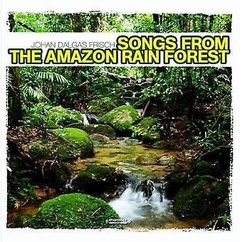 Johan Frisch Dalgas - sange fra the Amazon regnskoven [CD] USA import