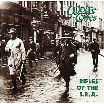 Wolfe Tones - fusils d'importation USA I.R.a. [CD]