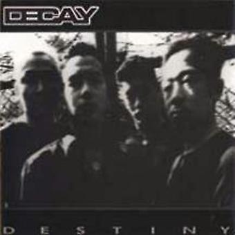 Decay - Destiny [CD] USA import