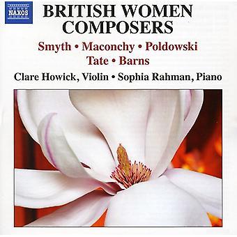 Smyth/Maconchy/Poldowski/latoja - Britannian Muusikkotyngät [CD] USA tuonti