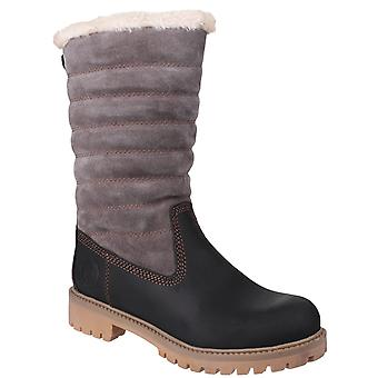 Cotswold Womens/Ladies Ripple Zip Up Boots