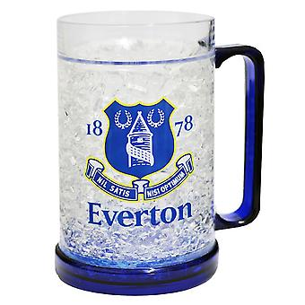 Everton FC officiële voetbal Crest vriezer mok