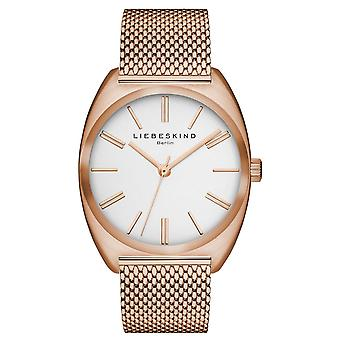 LIEBESKIND BERLIN Unisex Uhr Armbanduhr LT-0030-MQ