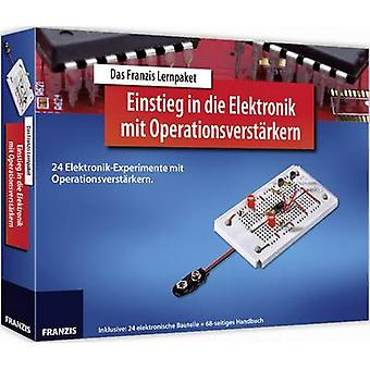 Franzis Verlag 65254 Lernpaket Einstieg in die Elektronik mit Operationsverstärkern Course material 14 years and over