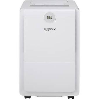 Sygonix affugter 44 m² 410 W 0,96 l/h hvid