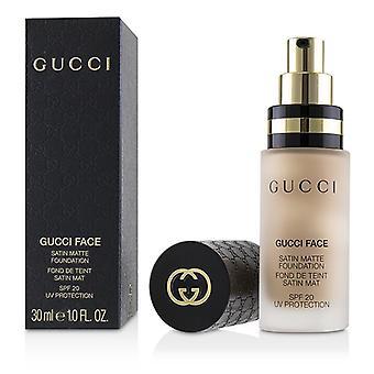 Gucci Face Satin Matte Foundation Spf 20 - # 070 - 30ml/1oz