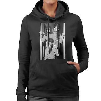 TV Times The Ronettes Wave Women's Hooded Sweatshirt