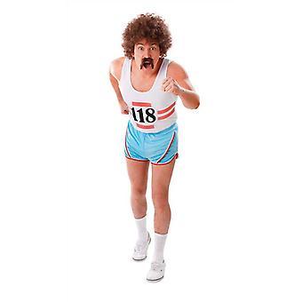 Bnov Running Vest And Shorts