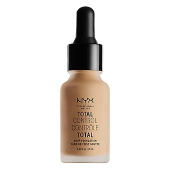 NYX PROF. MAQUIAGEM Total Control Drop Foundation-Buff 13ml