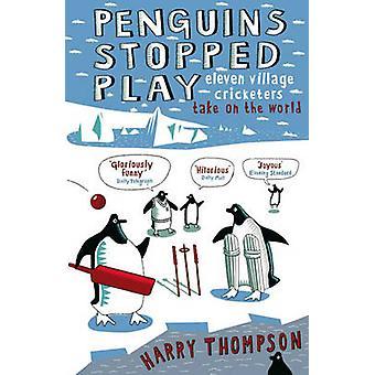 Pingviinit pysähtyi pelata - Eleven Village Cricketers ottaa maailman