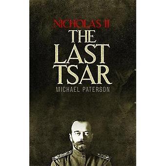 نيكولاس الثاني-القيصر الأخير بمايكل باترسون-كتاب 9781472136831