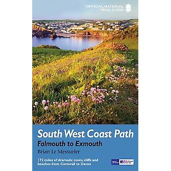 South West Coast Path - Falmouth to Exmouth - From St Mawes Castle to t