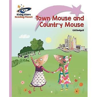 Lecture de planète - ville de souris et souris - lilas Plus - décollage