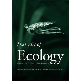 Konsten att ekologi: handstilar av G. Evelyn Hutchinson