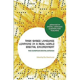 Task-Based Language Learning in einer realen Welt digitale Umgebung