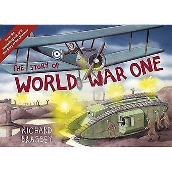 L'histoire de la première guerre mondiale