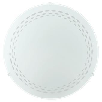 Eglo - Twister kleine Flush Decke Licht weiß EG82893