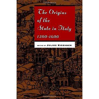 Ursprunget till staten i Italien – 1300-1600 av Julius Kirshner - 97